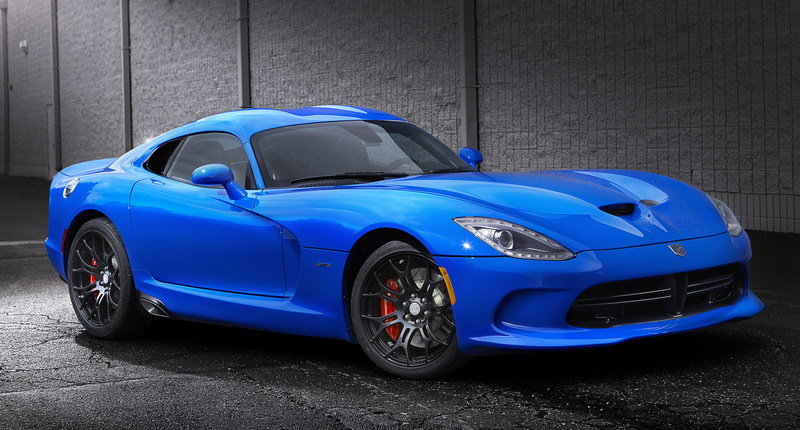 Dodge Slashes the Viper's Sticker Price by $15,000