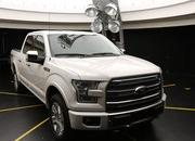 2015 Ford F-150 Underwent Extreme Testing to Assure There is No Fading - image 568318