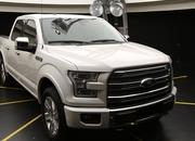 2015 Ford F-150 Underwent Extreme Testing to Assure There is No Fading - image 568393