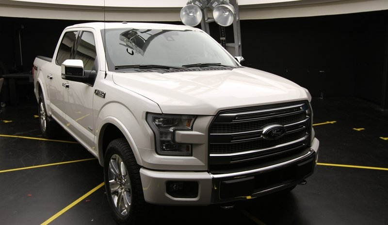 2015 Ford F-150 Underwent Extreme Testing to Assure There is No Fading