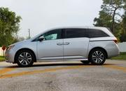 2015 Honda Odyssey Touring Elite - Driven - image 570686