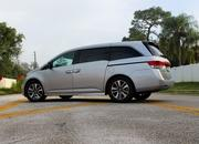2015 Honda Odyssey Touring Elite - Driven - image 570687