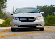 2015 Honda Odyssey Touring Elite - Driven - image 570684