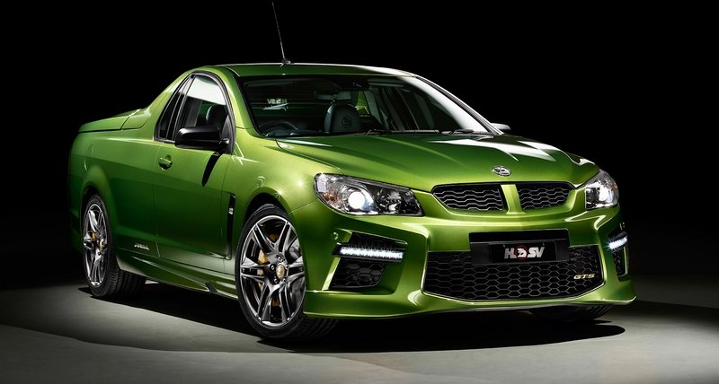2015 HSV GTS Maloo High Resolution Exterior - image 568621