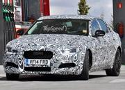Spy Shots: 2016 Jaguar XF Caught Testing in South Europe - image 569454