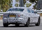 Spy Shots: 2016 Jaguar XF Caught Testing in South Europe - image 569446