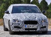 Spy Shots: 2016 Jaguar XF Caught Testing in South Europe - image 569442