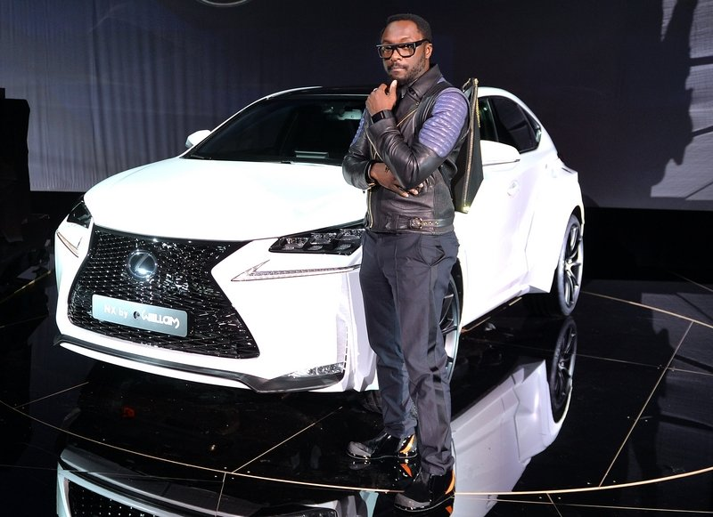 2015 Lexus NX will.i.am Special Edition