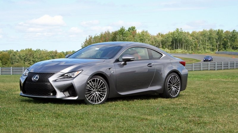 2015 Lexus RC - First Drive