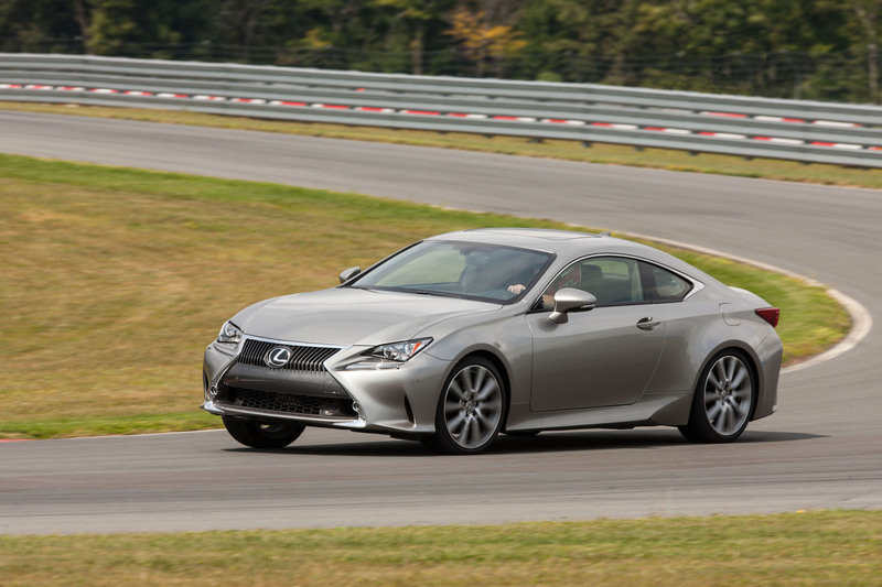 Lexus Trademarks IS 300 and RC 300