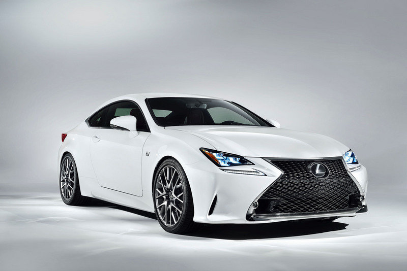 2015 - 2016 Lexus RC High Resolution Exterior Wallpaper quality - image 567301