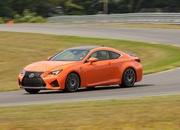 Wallpaper of the Day: 2015-2018 Lexus RC F - image 567552