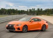 Wallpaper of the Day: 2015-2018 Lexus RC F - image 567560