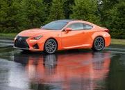 Wallpaper of the Day: 2015-2018 Lexus RC F - image 567569