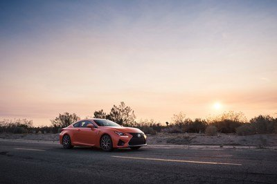 Wallpaper of the Day: 2015-2018 Lexus RC F - image 567544