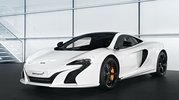 2015 McLaren 650S Pearl White By MSO - image 567328