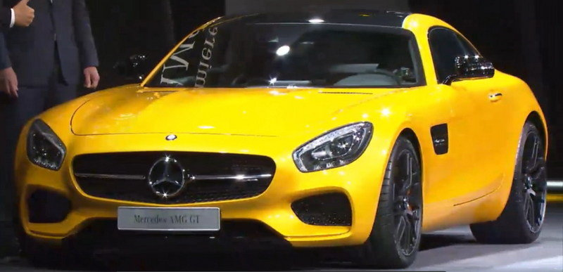 2016 Mercedes-AMG GT Exterior - image 567713