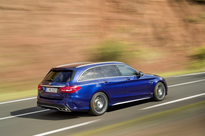 2015 Mercedes-AMG C63 Estate High Resolution Exterior - image 569887
