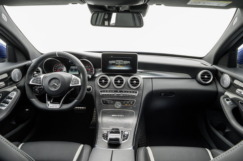 2015 Mercedes-AMG C63 Estate High Resolution Interior - image 569895