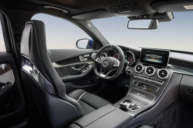 2015 Mercedes-AMG C63 Estate Interior - image 569896