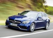 2015 Mercedes-AMG C63 Estate - image 569899