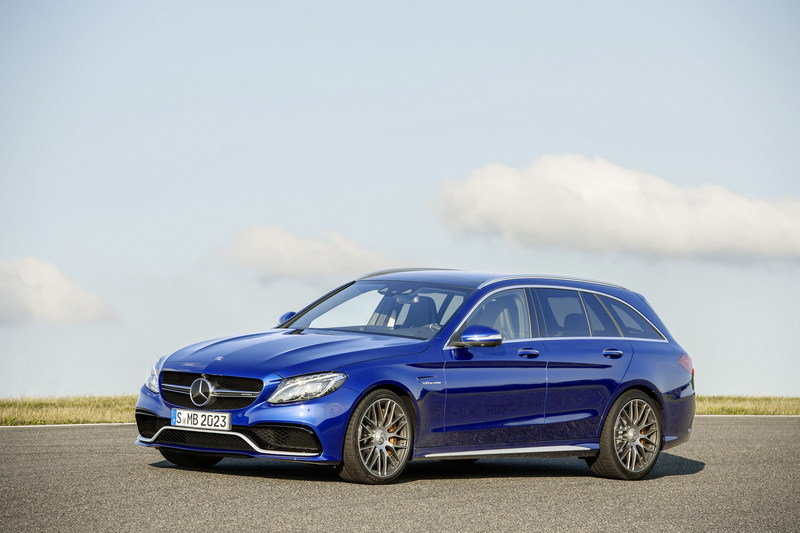 2015 Mercedes-AMG C63 Estate High Resolution Exterior - image 569876