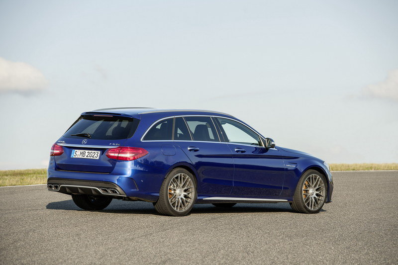 2015 Mercedes-AMG C63 Estate High Resolution Exterior - image 569877