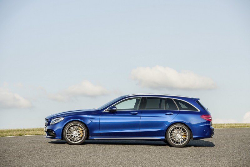 2015 Mercedes-AMG C63 Estate High Resolution Exterior - image 569875