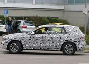 Spy Shots: Mercedes GLK Starts Losing Camo - image 567208