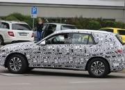Spy Shots: Mercedes GLK Starts Losing Camo - image 567209