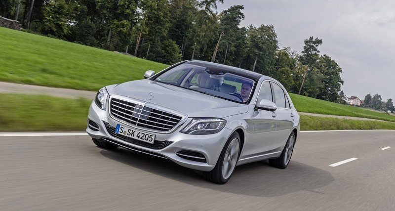 2015 Mercedes-Benz S550 Plug-in Hybrid High Resolution Exterior - image 568906