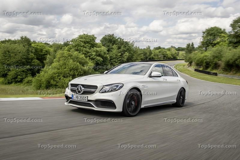 2015 Mercedes-AMG C63 High Resolution Exterior Wallpaper quality - image 569747