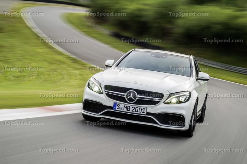 2015 Mercedes-AMG C63 High Resolution Exterior - image 569750