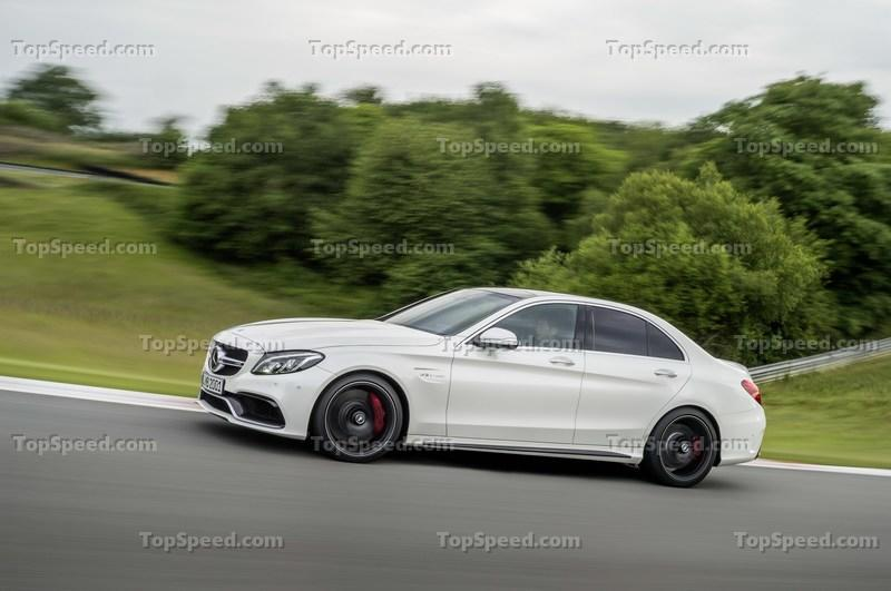 2015 Mercedes-AMG C63 High Resolution Exterior - image 569751