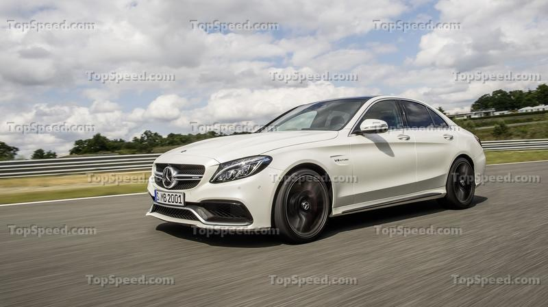 2015 Mercedes-AMG C63 High Resolution Exterior - image 569801