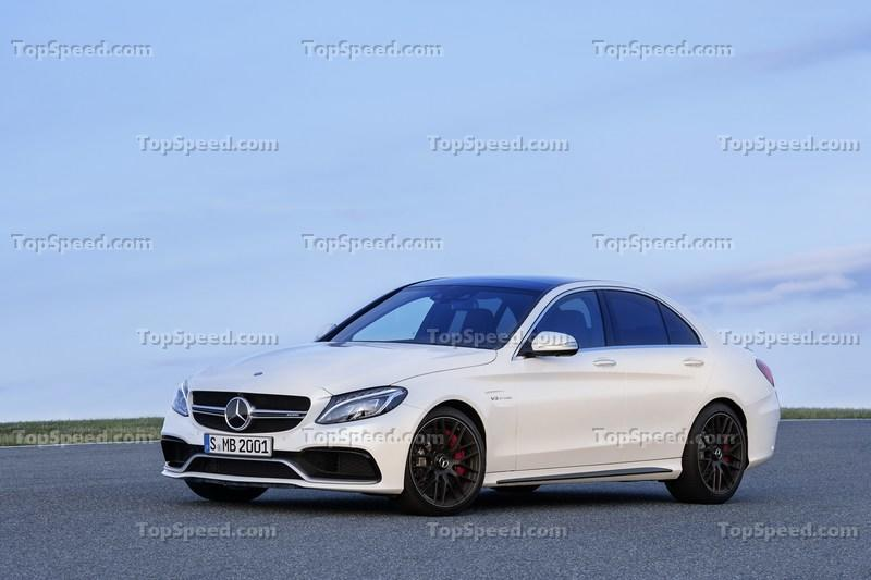 2015 Mercedes-AMG C63 High Resolution Exterior - image 569741