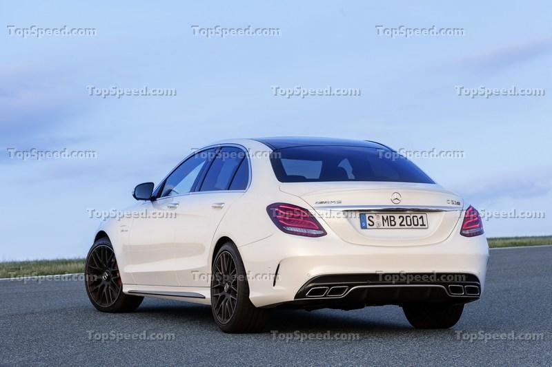 2015 Mercedes-AMG C63 High Resolution Exterior - image 569743