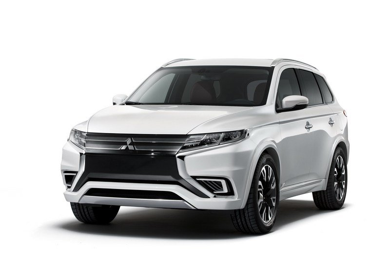 2015 Mitsubishi Outlander PHEV Concept-S High Resolution Exterior - image 569473