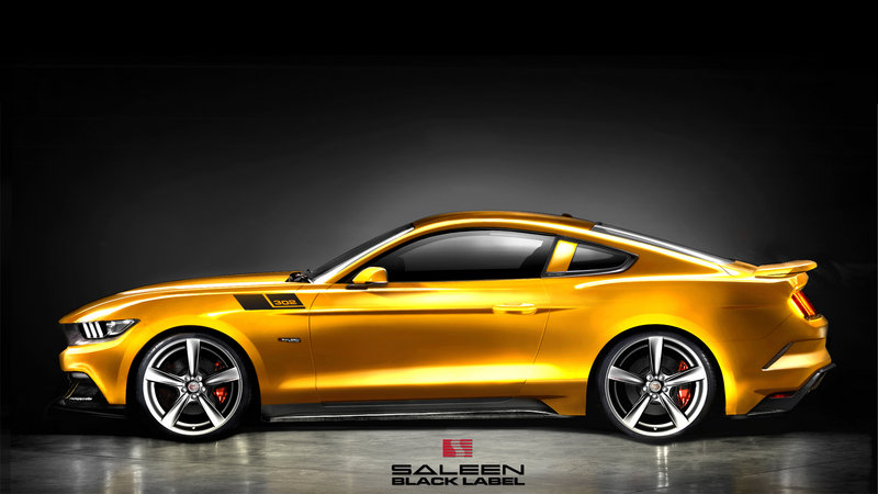 2015 Saleen 302 Mustang High Resolution Exterior - image 569679