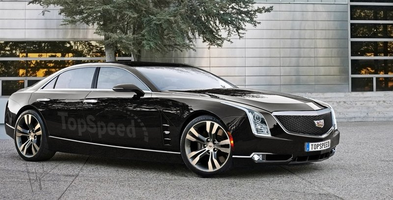 Cadillac CT6 to Feature the World's Most Advanced Body Structure; Won't be Inspired by the Elmiraj
