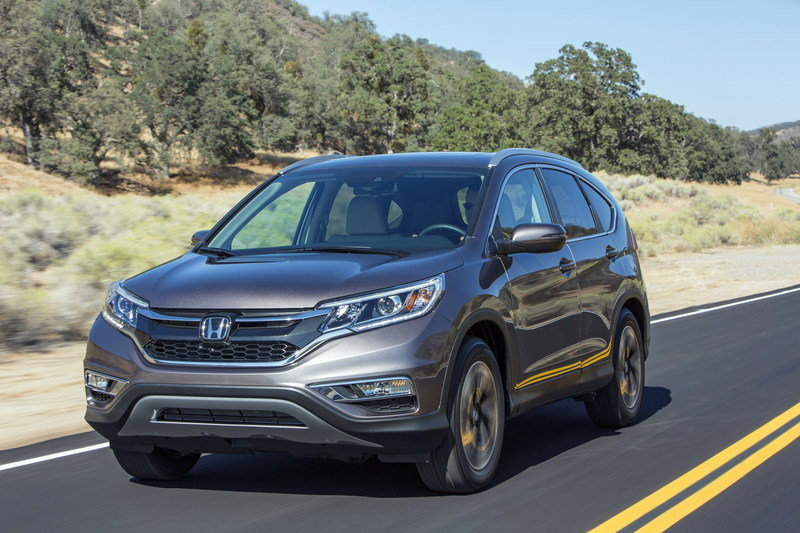 2015 - 2016 Honda CR-V High Resolution Exterior - image 570603