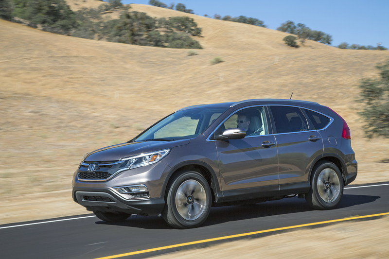 2015 - 2016 Honda CR-V High Resolution Exterior - image 570604
