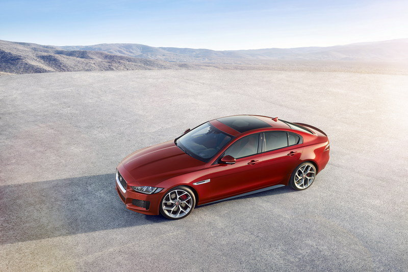 2017 Jaguar XE High Resolution Exterior - image 567468