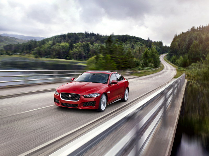 2017 Jaguar XE High Resolution Exterior - image 567474