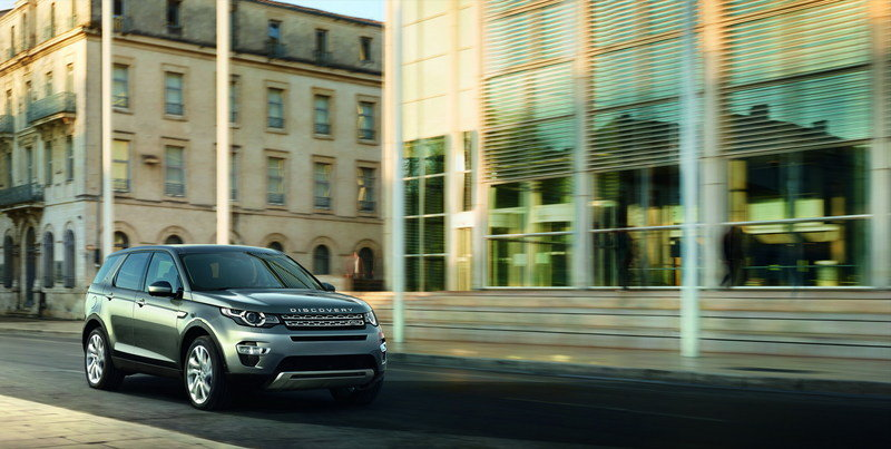 2016 Land Rover Discovery Sport High Resolution Exterior - image 566801