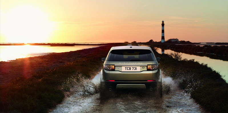 2016 Land Rover Discovery Sport High Resolution Exterior - image 566802