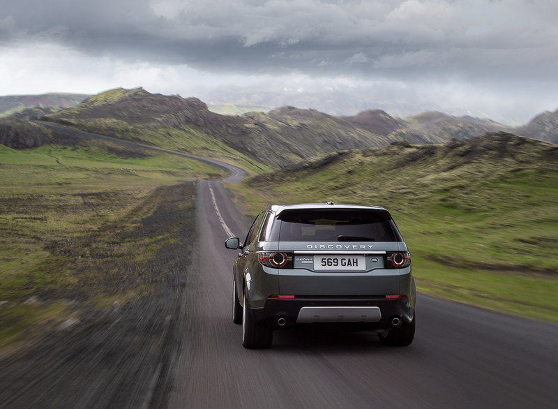 2016 Land Rover Discovery Sport High Resolution Exterior - image 566804