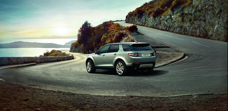 2016 Land Rover Discovery Sport High Resolution Exterior - image 566806