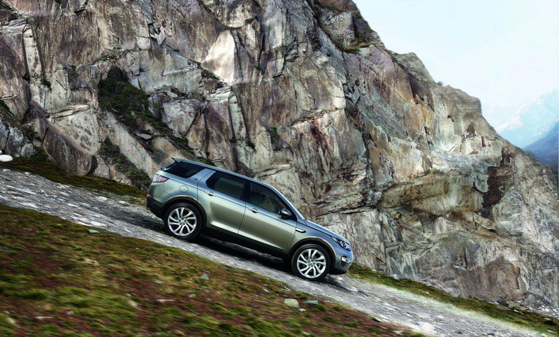 2016 Land Rover Discovery Sport High Resolution Exterior - image 566808