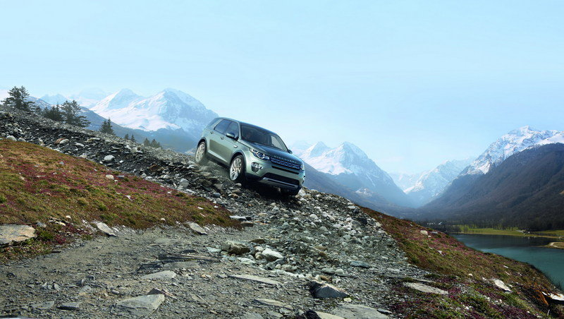 2016 Land Rover Discovery Sport High Resolution Exterior - image 566810